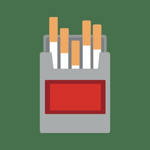 Icono de paquete de cigarrillos Transparent PNG