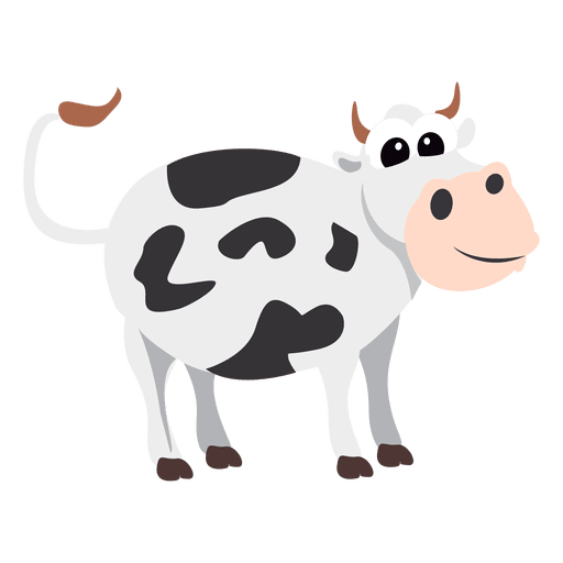 Cow cartoon christian nativity Transparent PNG