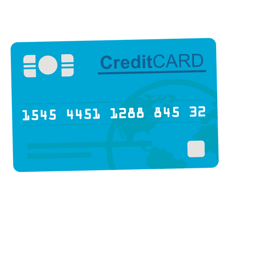 Credit card icon Transparent PNG