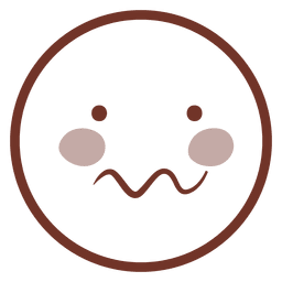 Süße Meow Emoji-Symbol