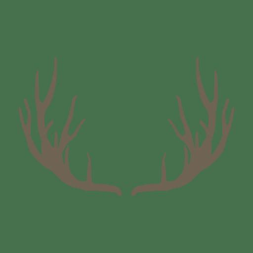 Cuerno de ciervo Transparent PNG