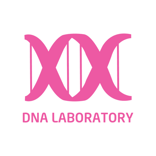 Dna laboratory flat icon Transparent PNG