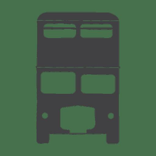 Autobús de doble cubierta Reino Unido Transparent PNG