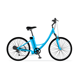 Electric bike.svg