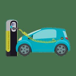 Carro elétrico charging.svg