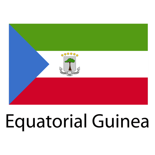 Equatorial Guinea National Flag Transparent Png Svg Vector