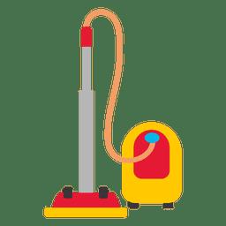 Flat vacuum cleaner