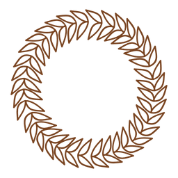 Decoração quadro da grinalda floral