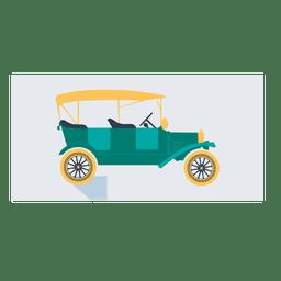 Ford t 1914 flat car