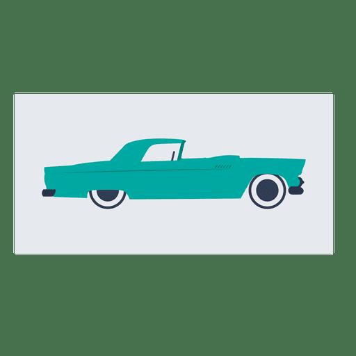 Carro Ford Thunderbird 1955 Baixar Png Svg Transparente