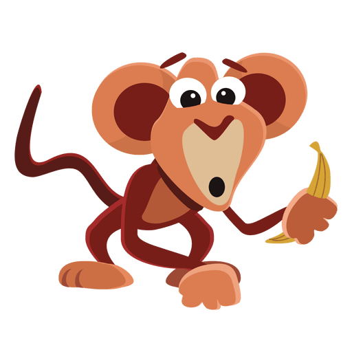 dee9d0e3a5a47 Desenho de macaco engraçado - Baixar PNG SVG Transparente