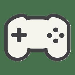 Icono de joystick para juegos