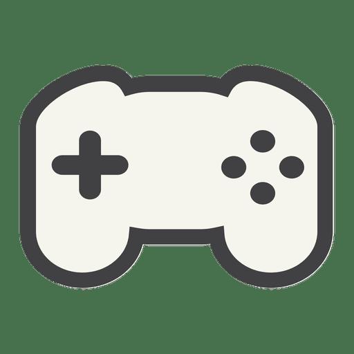 Ícone de joystick de jogos Transparent PNG