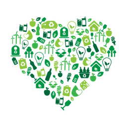 Green heart environmental icons.svg