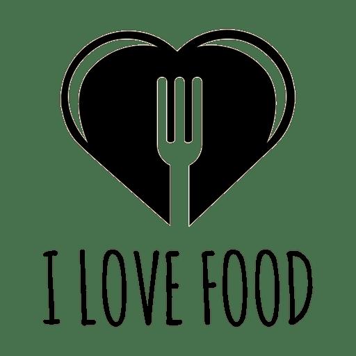 Corazón por amor food.svg