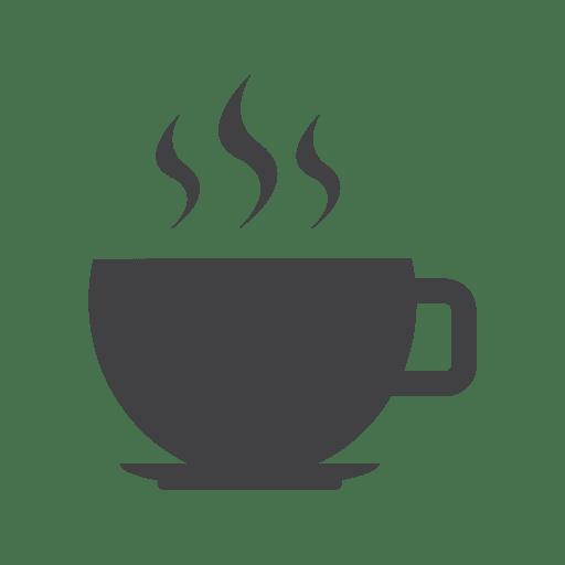 Xícara de chá quente Transparent PNG