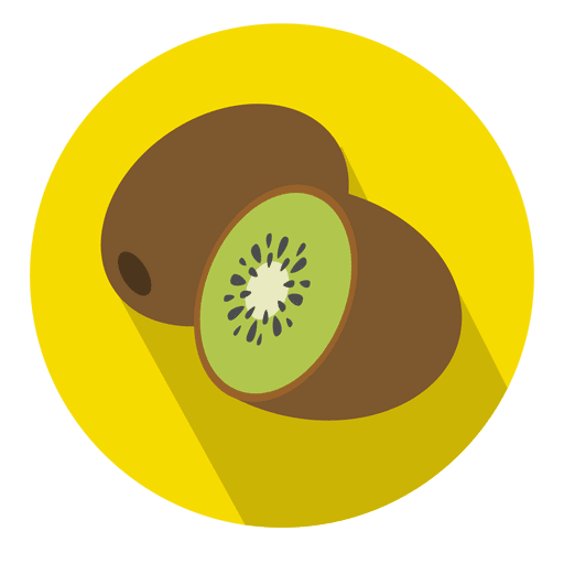 Resultado de imagem para kiwi desenho png