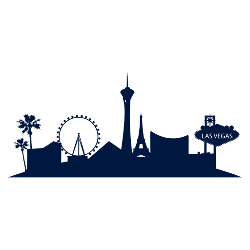 Las Vegas Skyline Stadtbild
