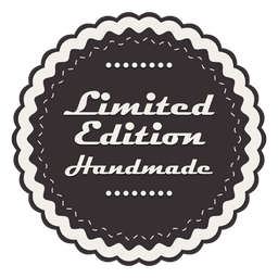editation limitada insignia estrellada de la vendimia