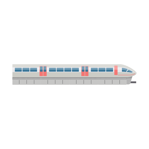 Maglev train.svg