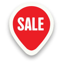 Marker oval sale sticker