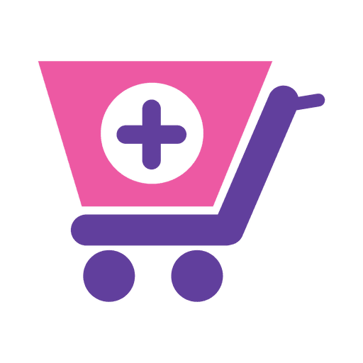 Medical cart icon Transparent PNG