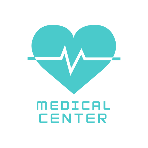 Medical center flat icon Transparent PNG