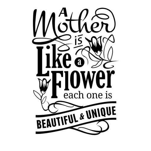 Mothers day quote png