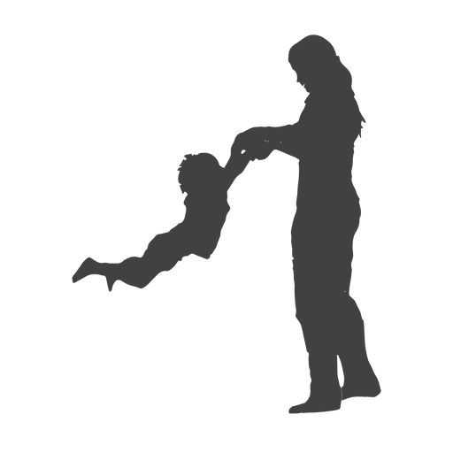 Mother playing with son  Transparent PNG