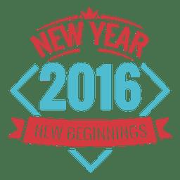 Neues Label für das große Jahr 2016