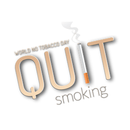 Ningún diseño día del tabaco