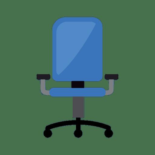 Vector de icono de silla de oficina