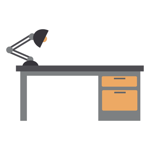 Vector de escritorio de oficina Transparent PNG