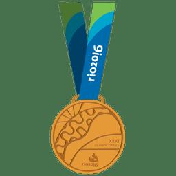 Medalla de oro olimpica