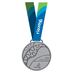 Olympic silver medal