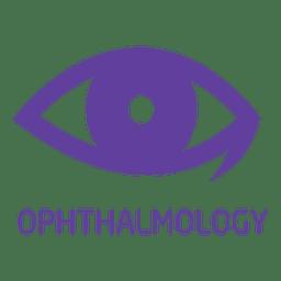Ophthalmology medical sign