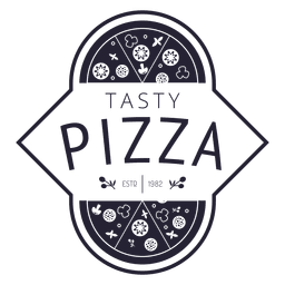 Logos de pizza