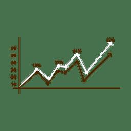 Gráfico de progreso infographic.svg