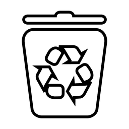 Recycle bin2.svg