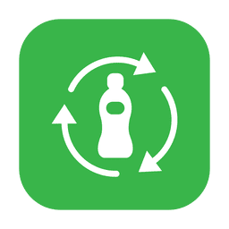 Recycle plastic bottle.svg