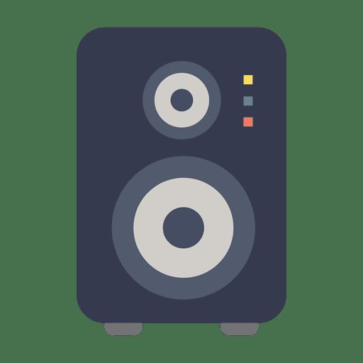 Ícone da caixa de som Transparent PNG