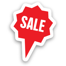 Star bubble sale sticker