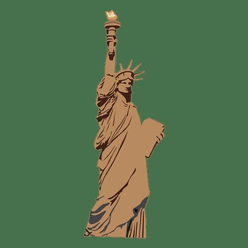 Estatua de la Libertad Transparent PNG