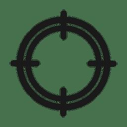 Icono de destino.svg