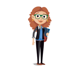 Profesora profesora cartoon.svg