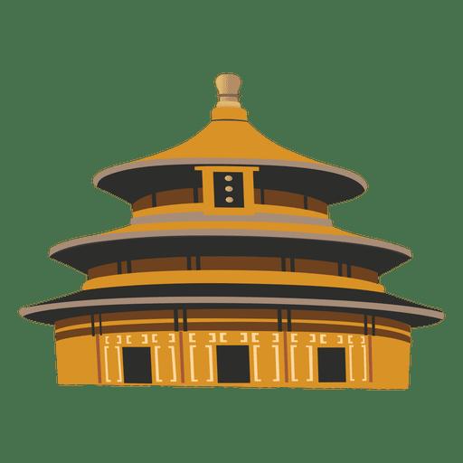 Templo del Cielo Transparent PNG
