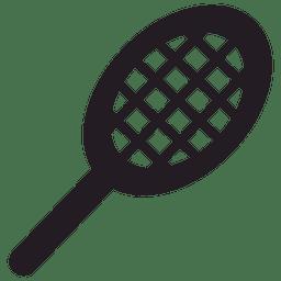 Ícone de raquete de tênis