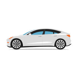 Tesla car.svg