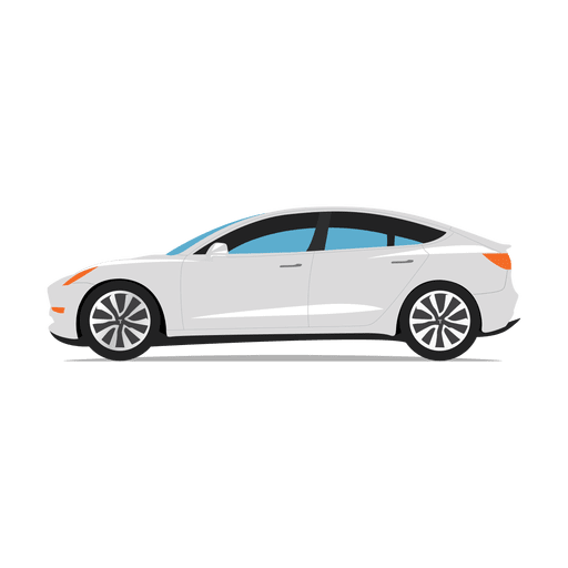 Tesla car.svg