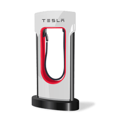 Tesla charger.svg carro